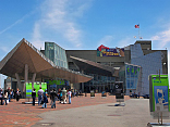 New England Aquarium Ansicht von Citysam  von Boston