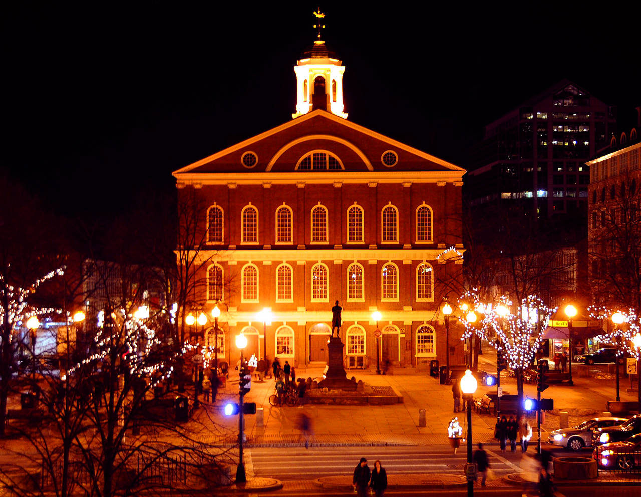 Foto Faneuil Hall Marketplace