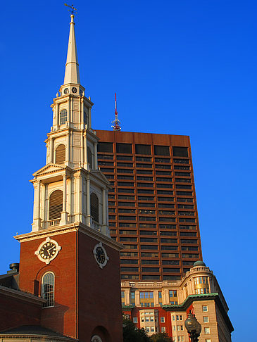 Fotos Park Street Church | Boston