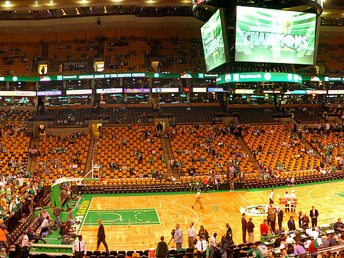 TD Banknorth Garden - Massachusetts (Boston)